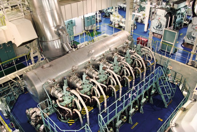 H MAN συνεχίζει να επενδύει στην αμμωνία ως εναλλακτικό ναυτιλιακό καύσιμο
