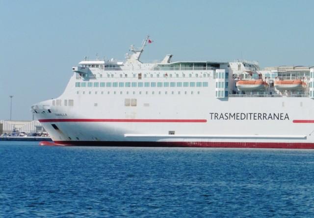 Αγορά πέντε ro/pax πλοίων από την Grimaldi Group