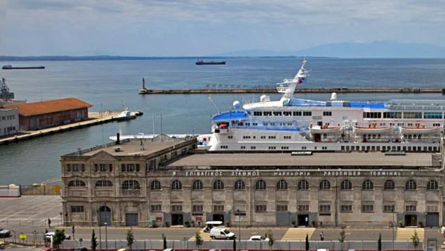 Λιμάνι Θεσσαλονίκης: Home port για κρουαζιερόπλοια μετά από 15 χρόνια