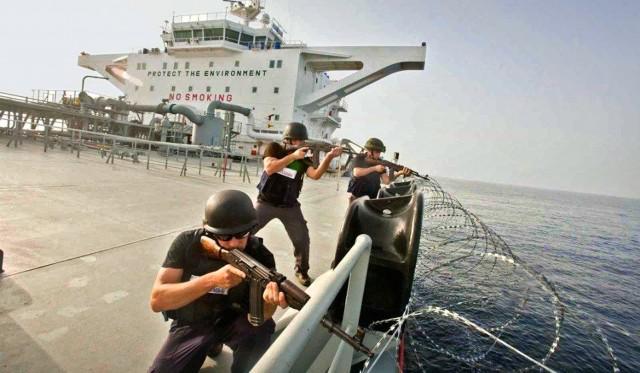 Ο Κόλπος της Γουινέας στο επίκεντρο των πειρατικών επιθέσεων σε πλοία και το 2021