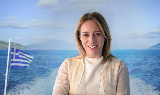 Η Όλγα Σταυροπούλου νέα Γενική Διευθύντρια της HELMEPA