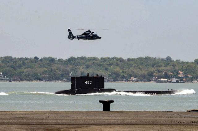 Ινδονησία: Εντοπίστηκε το υποβρύχιο-νεκρά τα 53 μέλη πληρώματος