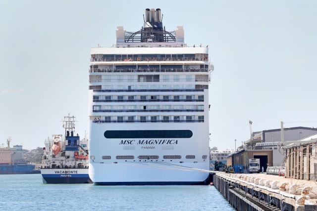Η MSC Cruises κάνει ντεμπούτο στην Ερυθρά Θάλασσα