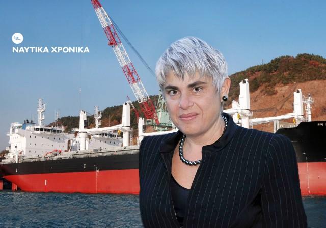 Αγγ. Φράγκου: «Είμαστε αισιόδοξοι για τη ζήτηση bulk carriers το 2021»