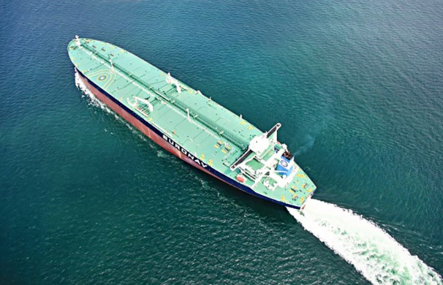 Euronav: Ανανέωση του στόλου με δύο (+1) πράσινα νεότευκτα VLCCs
