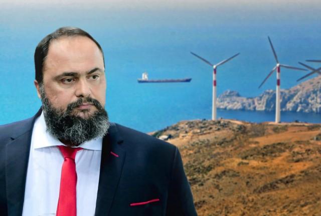 ΤΕΡΝΑ Ενεργειακή: Στον Ε. Μαρινάκη το 6%
