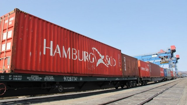 Maersk: Ειδικό σιδηροδρομικό δρομολόγιο για τη μεταφορά self-tests