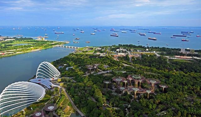 H συνεισφορά της Σιγκαπούρης στην προσπάθεια της ναυτιλίας για απανθρακοποίηση