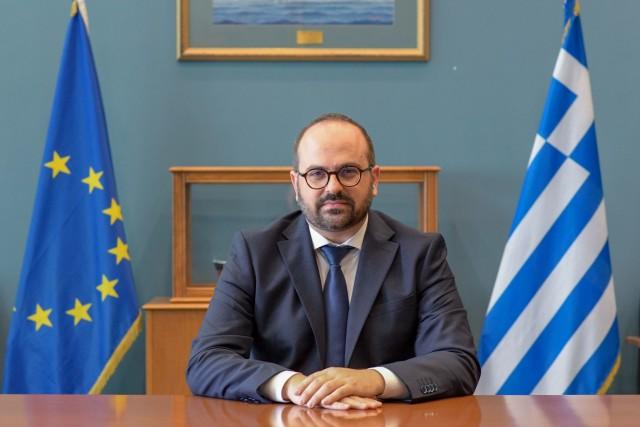 Νέος Γενικός Γραμματέας Αιγαίου και Νησιωτικής Πολιτικής ο κ. Μανώλης Κουτουλάκης