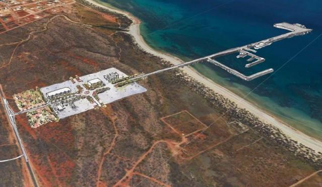 Στα σκαριά το πρώτο πράσινο λιμάνι της Αυστραλίας