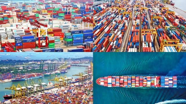 Τα πιο αποδοτικά λιμάνια εμπορευματοκιβωτίων του κόσμου