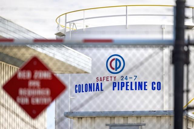 Ο αγωγός της Colonial Pipeline εκτός πλήρους λειτουργίας για ημέρες