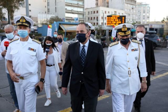 Γ. Πλακιωτάκης: Αύξηση της πληρότητας των πλοίων από σήμερα