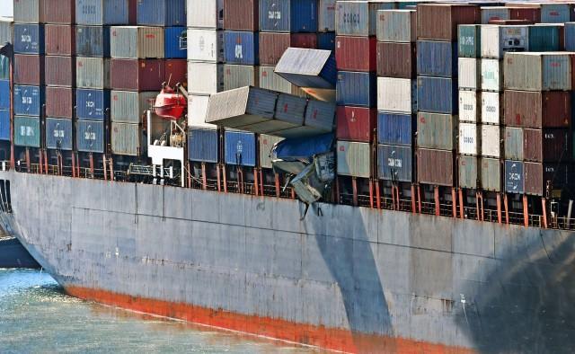 Οι απώλειες εμπορευματοκιβωτίων στo επίκεντρο της προσοχής του ΙΜΟ