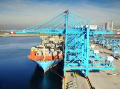 Hutchison Ports APM Terminals Ρότερνταμ