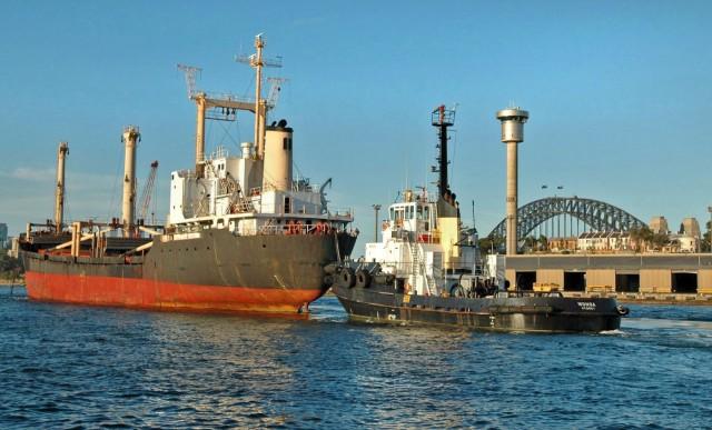 Φορτίο ναρκωτικών – μαμούθ σε πλοίο στην Αυστραλία