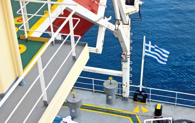 Μείωση του ελληνικού εμπορικού στόλου τον Μάρτιο