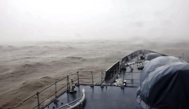 Κυκλώνας Tauktae στην Ινδία: 22 νεκροί μετά τη βύθιση φορτηγίδας