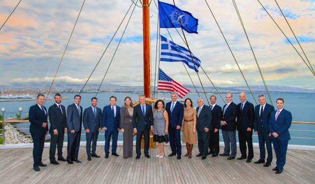 Propeller Club: Οι ελληνοαμερικανικές σχέσεις στο επίκεντρο του THE NEXT FORUM 2021