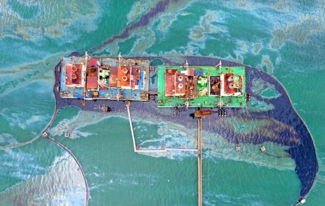 Φόβοι για πετρελαϊκή ρύπανση στη Θάλασσα του Μπάρεντς