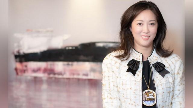 Η Sabrina Chao νέα πρόεδρος της BIMCO