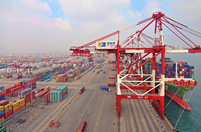 Σε ανοδική πορεία η διακίνηση containers στην Κίνα