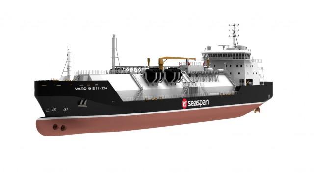 Αύξηση του στόλου LNG bunkering πλοίων στη Βόρεια Αμερική