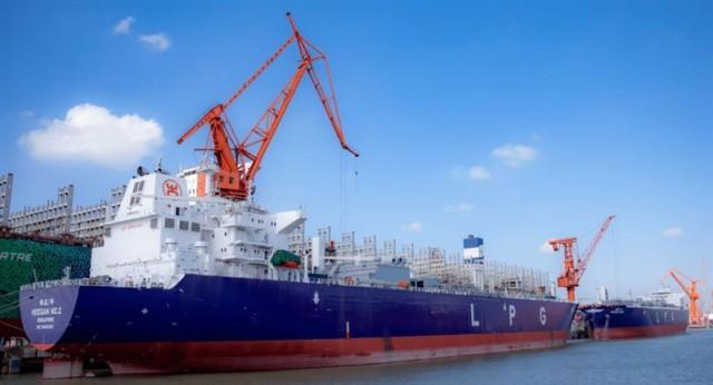 Wärtsilä: Νέα παραγγελία για τον εξοπλισμό νεότευκτων VLGC πλοίων