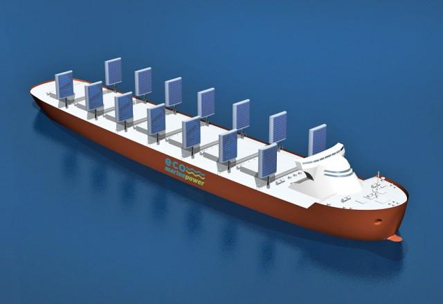 Ανάπτυξη καινοτόμων φωτοβολταϊκών συστημάτων για πλοία