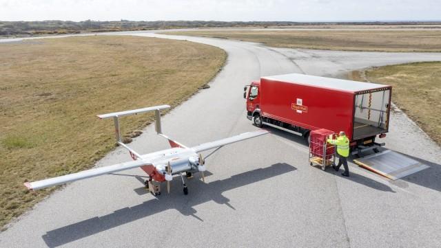 Αυτόνομα drones στην υπηρεσία των βρετανικών ταχυδρομείων