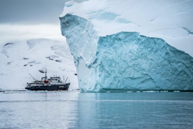 Αποκολλήθηκε το μεγαλύτερο παγόβουνο στον κόσμο