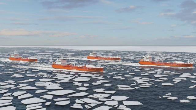 Essberger: Παραγγελία για τέσσερα δεξαμενόπλοια χημικών κατανάλωσης LNG