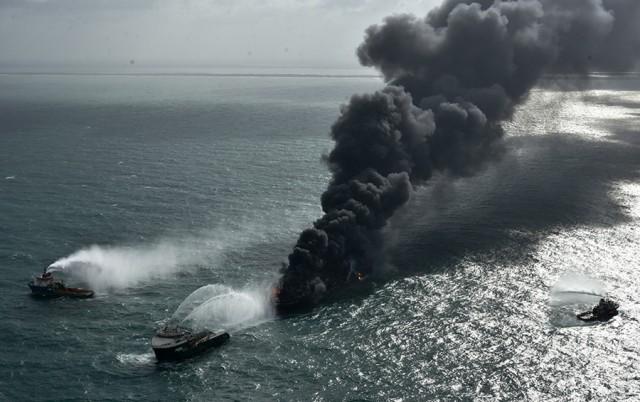 Σρι Λάνκα: Οικολογική καταστροφή μετά την πυρκαγιά σε containership