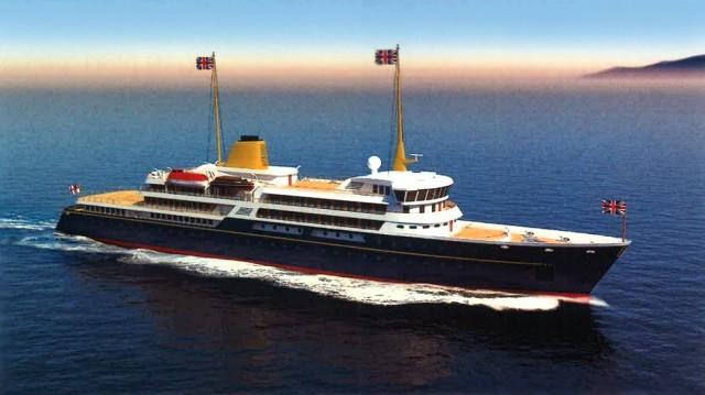 Βρετανία: Ένα πλοίο-σύμβολο για την προώθηση του επιχειρείν