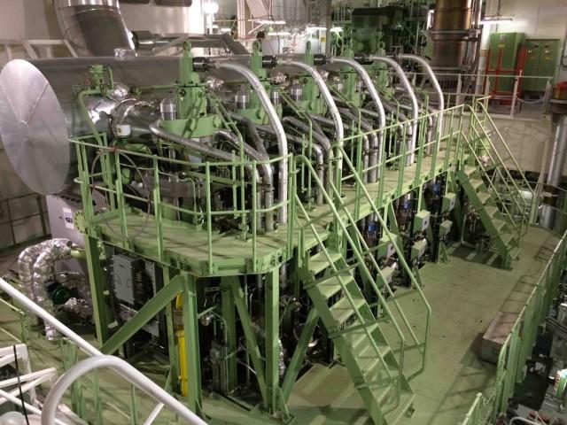 MAN Energy Solutions: Με αμείωτο ρυθμό οι παραγγελίες για κινητήρες διπλού καυσίμου ME-GI