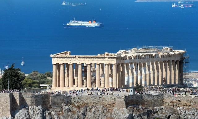 Ενίσχυση του δείκτη οικονομικού κλίματος στην Ελλάδα