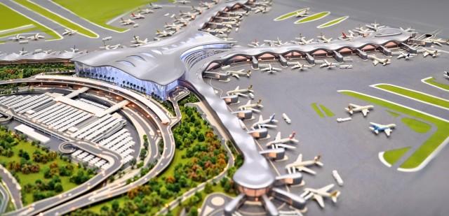 Πράσινη ενέργεια στο Διεθνές Αεροδρόμιο του Άμπου Ντάμπι
