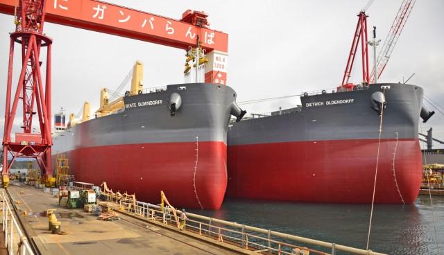 Oldendorff Carriers: Επέκταση του στόλου με… άρωμα Ιαπωνίας