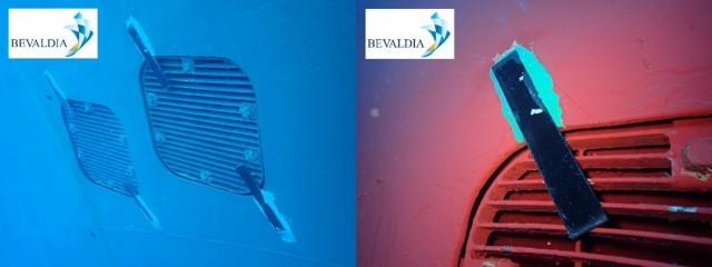 Bevaldia: Οι υπηρεσίες ασφάλειας κιβωτίων αναρροφήσεων των πλοίων