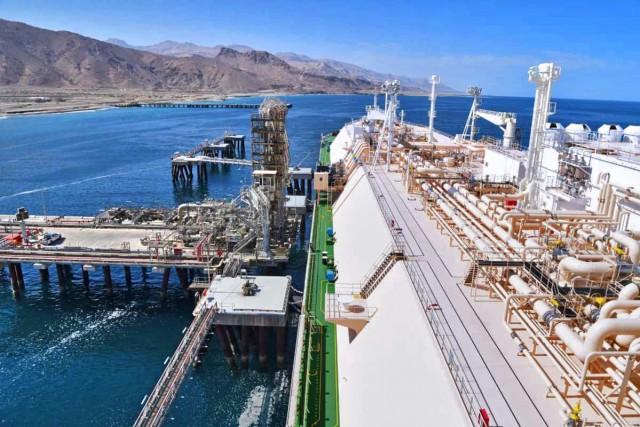 Η πρώτη μεταφορά LNG ουδέτερου ισοζυγίου άνθρακα από το Ομάν