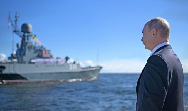 Η Ρωσία ναυπηγεί το πρώτο πολεμικό της πλοίο εξοπλισμένο πλήρως με τεχνολογία stealth