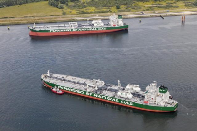 Sovcomflot: 10ετής χρονοναύλωση για δύο Aframax δεξαμενόπλοια