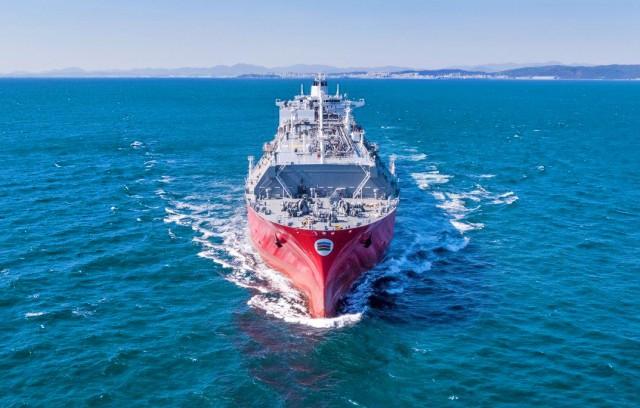 Aristarchos: Το νεότευκτο LNG Carrier της Capital Gas