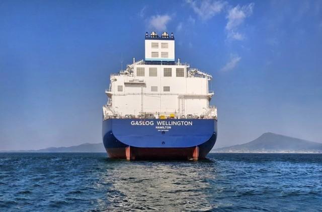Ανάπτυξη του στόλου της GasLog Ltd. με ένα ακόμα νεότευκτο υγραεριοφόρο πλοίο