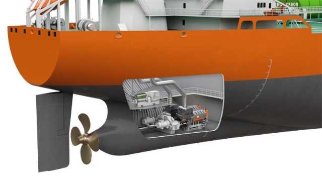Wärtsilä και RINA παρουσιάζουν μια καινοτόμο διάταξη συστήματος πρόωσης πλοίων