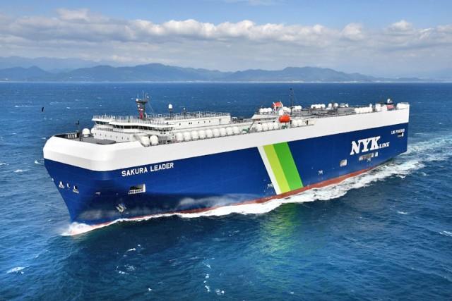 ΝΥΚ: Παραγγελία για 12 PCTC πλοία κατανάλωσης LNG
