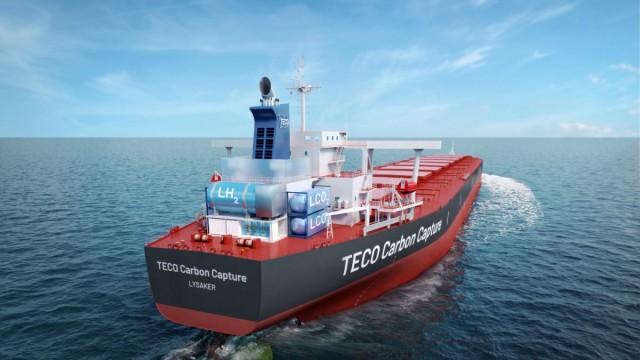 Προηγμένες τεχνολογίες δέσμευσης και αποθήκευσης άνθρακα για τον ναυτιλιακό κλάδο