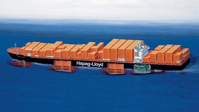Η νέα παραγγελία της Hapag-Lloyd για έξι ultra-large containerships