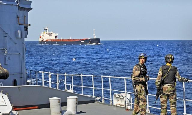 Έντονη η στήριξη της ναυτιλιακής βιομηχανίας στην ασφάλεια των ναυτικών