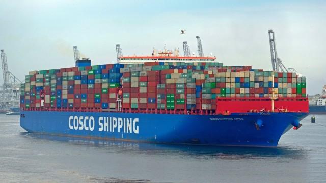 Νέα ναυτιλιακά παράγωγα από την Cosco και το Dalian Commodity Exchange